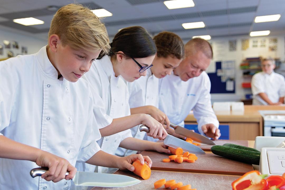 Aylesford School Cookery