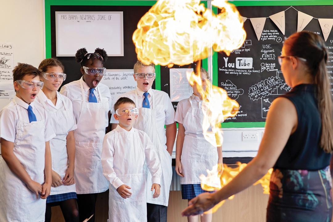 Aylesford School Science