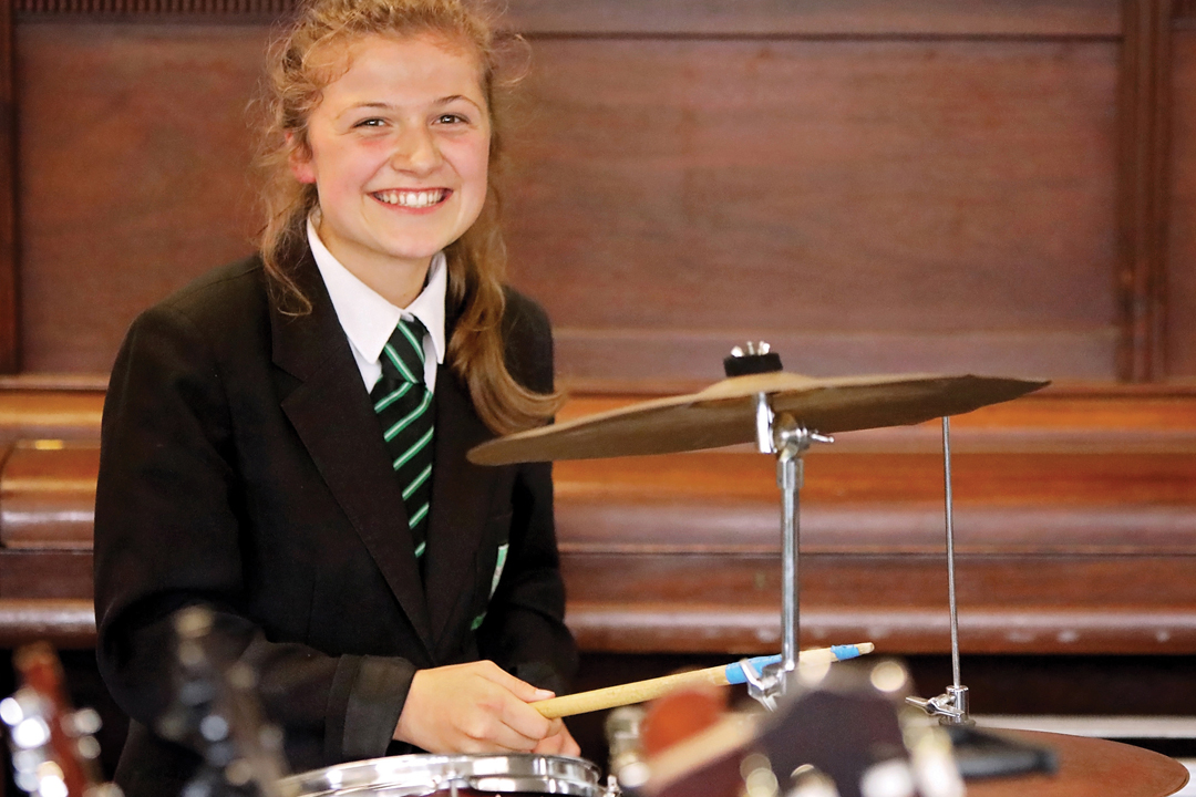 Wrotham School Drums