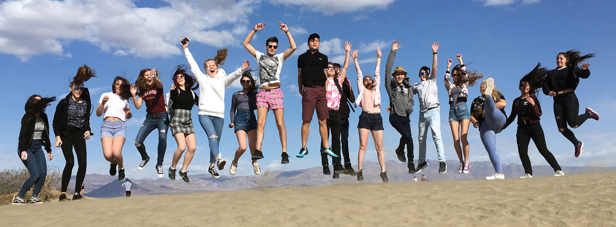 Wrotham-Jumping